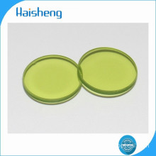 LB9 green optical glass filters